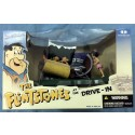 """The Flintstones """"At the Drive-In"""" HANNA BARBERA Series 2 Action Figure Deluxe BOX SET"""