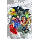 JUSTICE LEAGUE #36 LEGO VAR