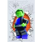 TEEN TITANS #4 LEGO VAR