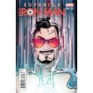 Superior Iron Man #6 (Women Of Marvel Variant)