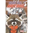 Rocket Raccoon #9 (Women Of Marvel Variant)