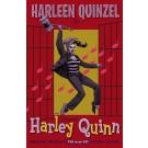 Harley Quinn #16 (Movie Poster Variant Cover)