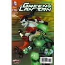 Green Lantern #39 (Harley Quinn Variant Cover)