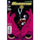 Sinestro #10 (Harley Quinn Variant Cover)