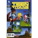 Teen Titans #7 (Harley Quinn Variant Cover)