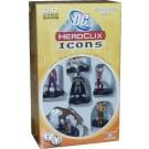 DC HEROCLIX ICONS STARTER SET