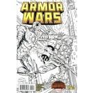 Armor Wars #1/2 - Exclusive Toys R' Us Sketch Variant