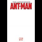ASTONISHING ANT-MAN #1 BLANK VARIANT