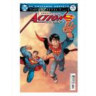 ACTION COMICS #990 LENTICULAR ED (OZ EFFECT)