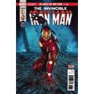 INVINCIBLE IRON MAN #593 LEGACY
