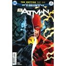 BATMAN #21 (THE BUTTON) (STANDARD COVER)