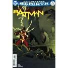 BATMAN #21 (THE BUTTON) VARIANT