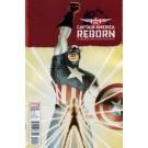 CAPTAIN AMERICA REBORN #1 - John Cassaday Variant Cover