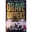 GRAVEDIGGERS UNION #1 RETAILER APPRECIATION VARIANT