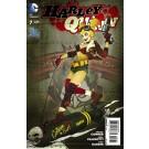 HARLEY QUINN #7 BOMBSHELLS VARIANT