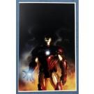Iron Man - Jason Metcalf Signed Print