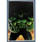 Hulk - Jason Metcalf Signed Print