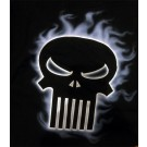 PUNISHER FLAME LOGO T-SHIRT XL