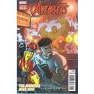 Avengers  #1 - Playmation Custom Edition - SDCC 2015