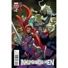 Inhumans Vs. X-Men #2