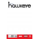ALL NEW HAWKEYE #1 BLANK VARIANT