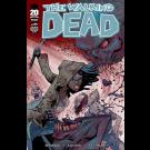 WALKING DEAD #100 COVER G OTTLEY (First Appearance of Negan. Death of Glenn) (MR)