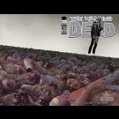 WALKING DEAD #100 COVER H ADLARD (First Appearance of Negan. Death of Glenn) (MR)