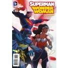 SUPERMAN WONDER WOMAN #10 BATMAN 75 VARIANT