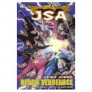 JSA TP VOL 10 BLACK VENGEANCE (First Print)