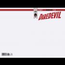 DAREDEVIL #595 BLANK VARIANT LEGACY