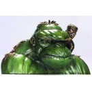 EARTH X HULK AND BANNER PX EXCLUSIVE VERDIGRIS MEGA BUST