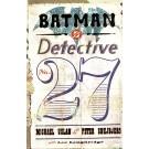BATMAN DETECTIVE #27 TPB (First Print)