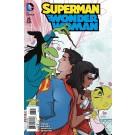 SUPERMAN WONDER WOMAN #23 LOONEY TUNES VARIANT